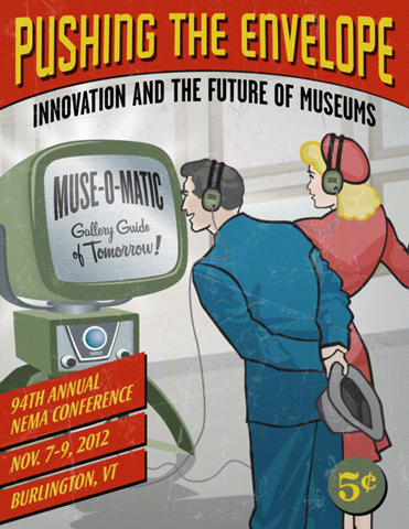 Pushing the Envelope - Innovation and the Future of Museums