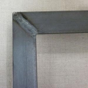 Welded Steel Frames