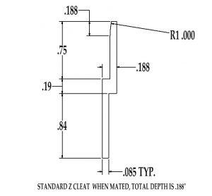 Standard_Z_Cleat