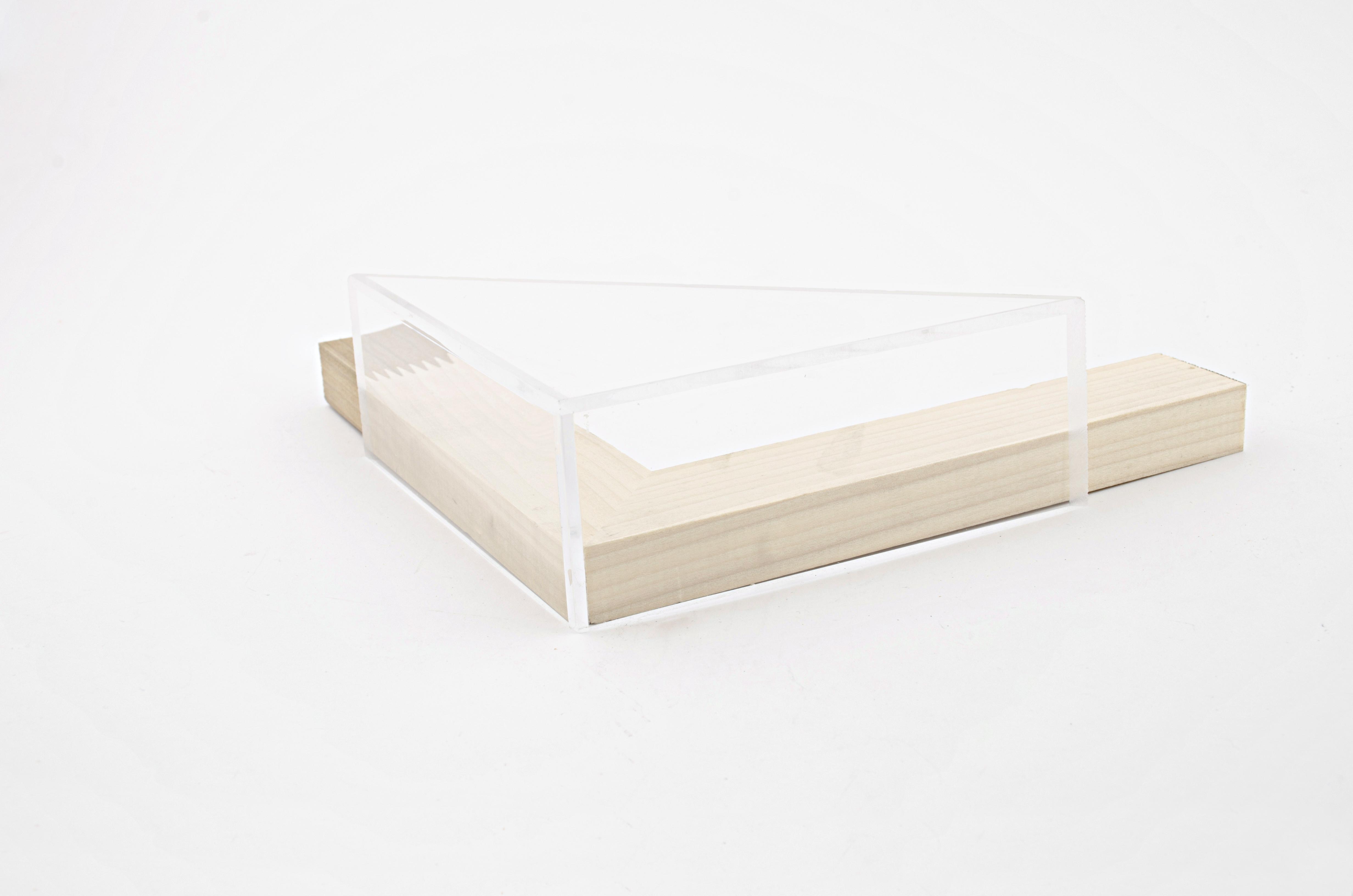 Acrylic Box Frame - SmallCorpSmallCorp