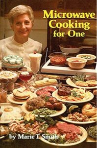Microwave Cooking for One book cover